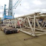 Exceptional Break Bulk OOG Shipment